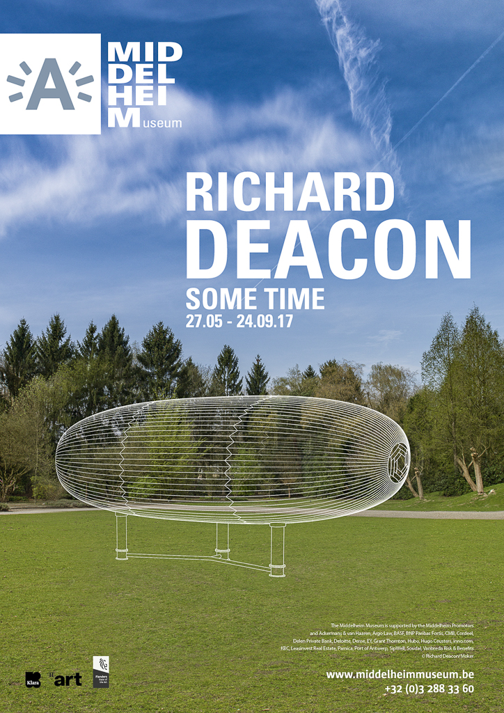 Richard Deacon in Middelheim